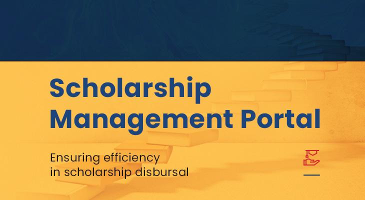 Scholarship Management Portal